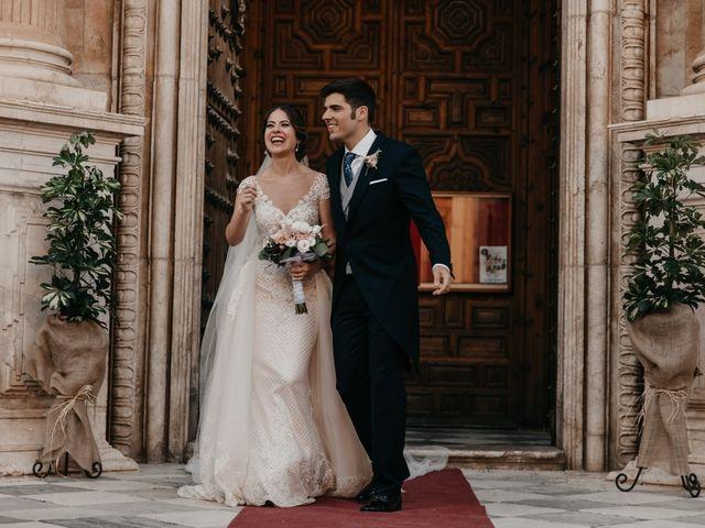 La boda de Elena y Juan en Guadix, Granada 117