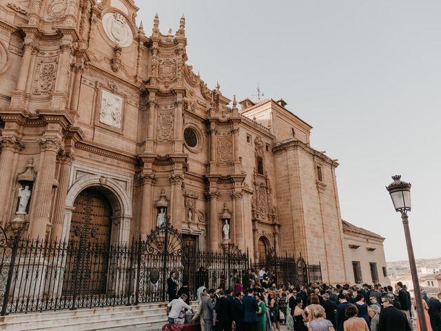 La boda de Elena y Juan en Guadix, Granada 121