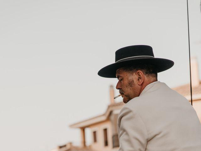 La boda de Elena y Juan en Guadix, Granada 124