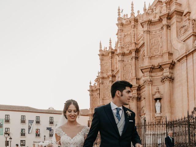 La boda de Elena y Juan en Guadix, Granada 125