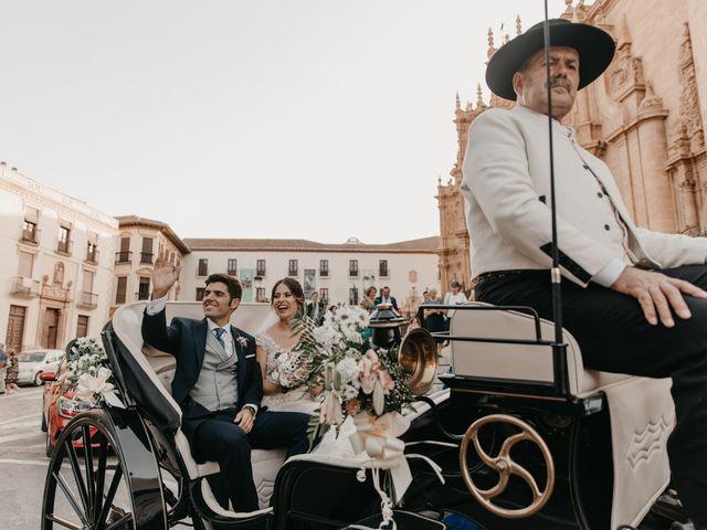 La boda de Elena y Juan en Guadix, Granada 126