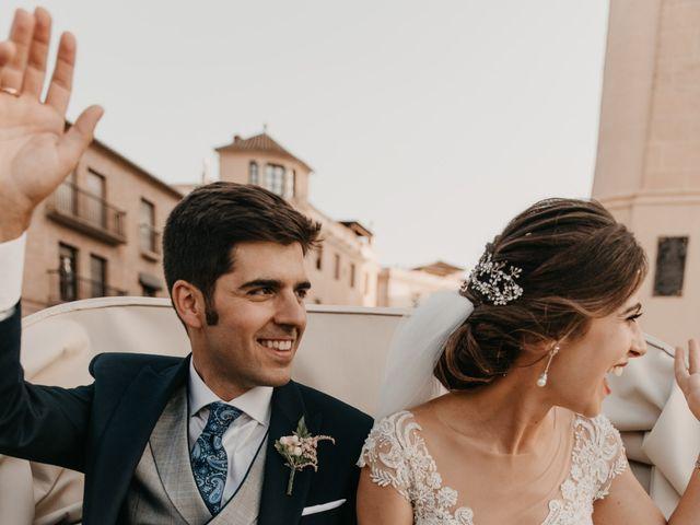 La boda de Elena y Juan en Guadix, Granada 127