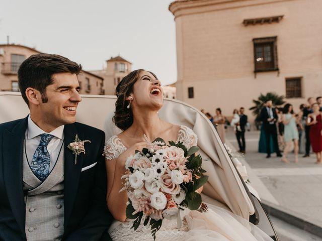 La boda de Elena y Juan en Guadix, Granada 128