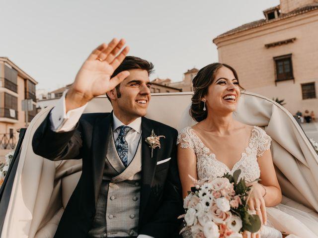 La boda de Elena y Juan en Guadix, Granada 129