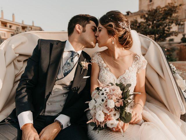 La boda de Elena y Juan en Guadix, Granada 130