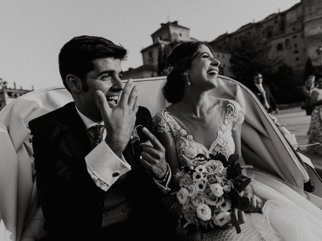 La boda de Elena y Juan en Guadix, Granada 131