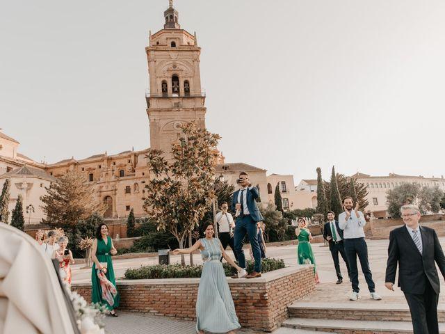 La boda de Elena y Juan en Guadix, Granada 132