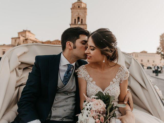 La boda de Elena y Juan en Guadix, Granada 133