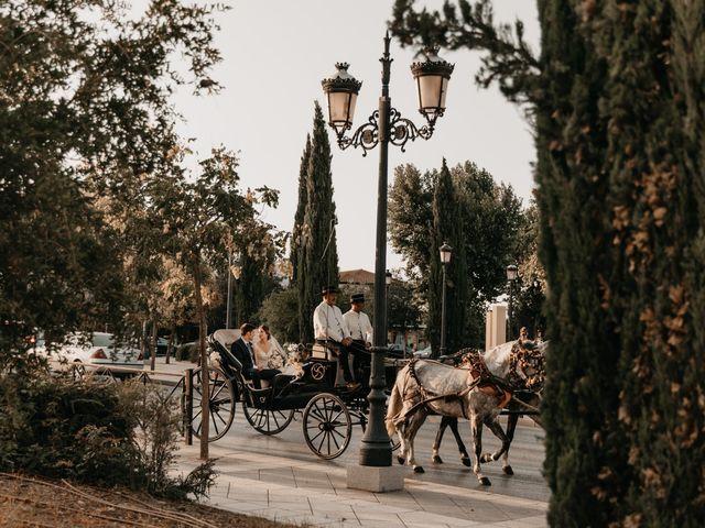 La boda de Elena y Juan en Guadix, Granada 134