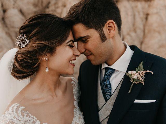 La boda de Elena y Juan en Guadix, Granada 136