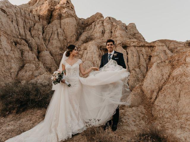 La boda de Elena y Juan en Guadix, Granada 137