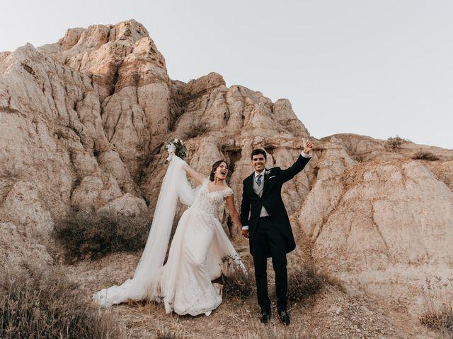 La boda de Elena y Juan en Guadix, Granada 138