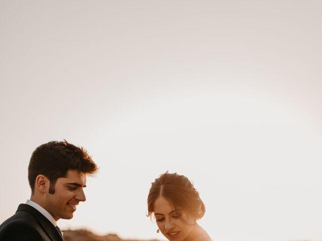 La boda de Elena y Juan en Guadix, Granada 146