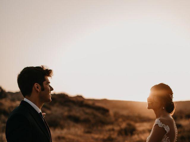 La boda de Elena y Juan en Guadix, Granada 148