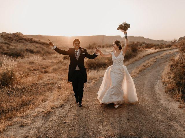 La boda de Elena y Juan en Guadix, Granada 149
