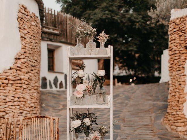 La boda de Elena y Juan en Guadix, Granada 152