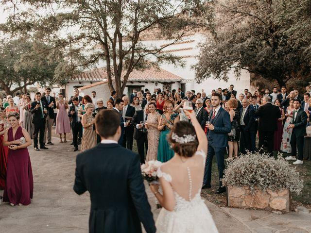 La boda de Elena y Juan en Guadix, Granada 153