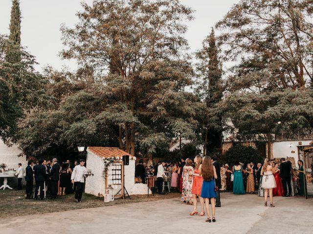 La boda de Elena y Juan en Guadix, Granada 157