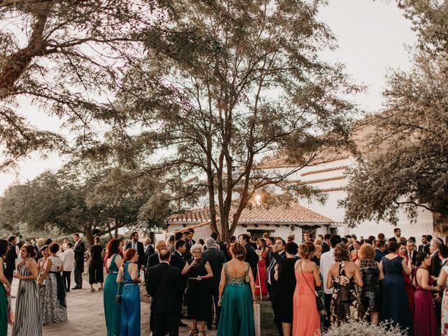 La boda de Elena y Juan en Guadix, Granada 163
