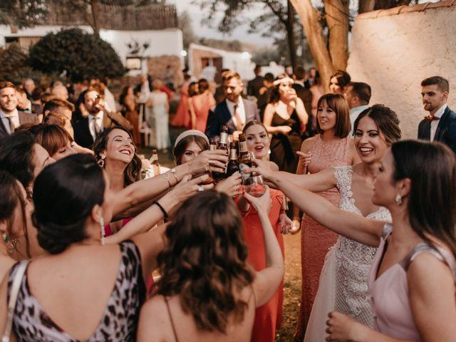 La boda de Elena y Juan en Guadix, Granada 164