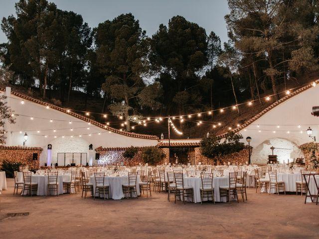 La boda de Elena y Juan en Guadix, Granada 166