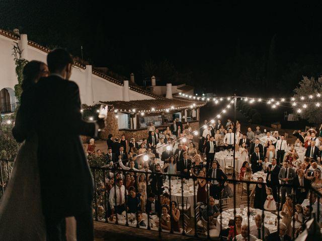 La boda de Elena y Juan en Guadix, Granada 178