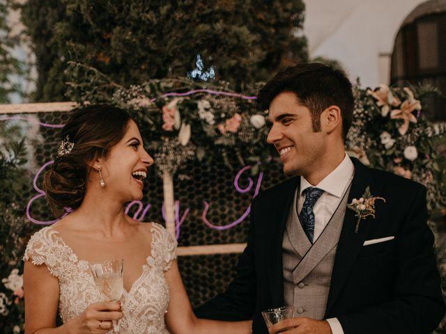 La boda de Elena y Juan en Guadix, Granada 183