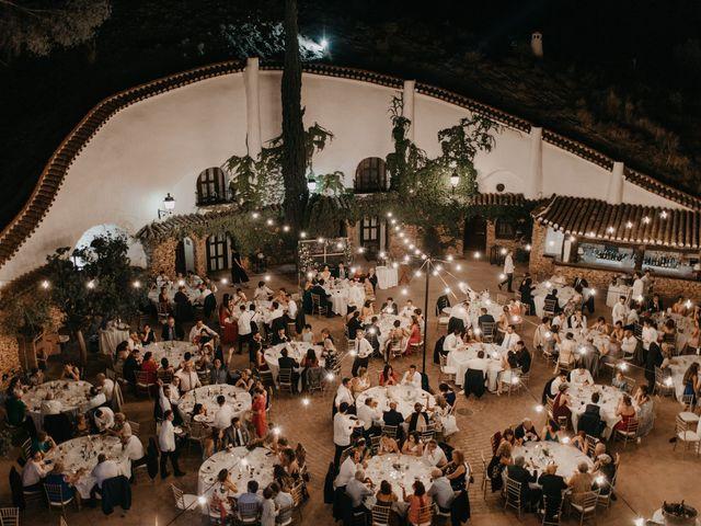 La boda de Elena y Juan en Guadix, Granada 184