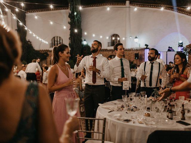 La boda de Elena y Juan en Guadix, Granada 186