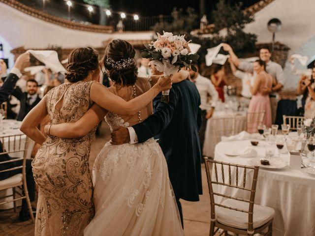 La boda de Elena y Juan en Guadix, Granada 189