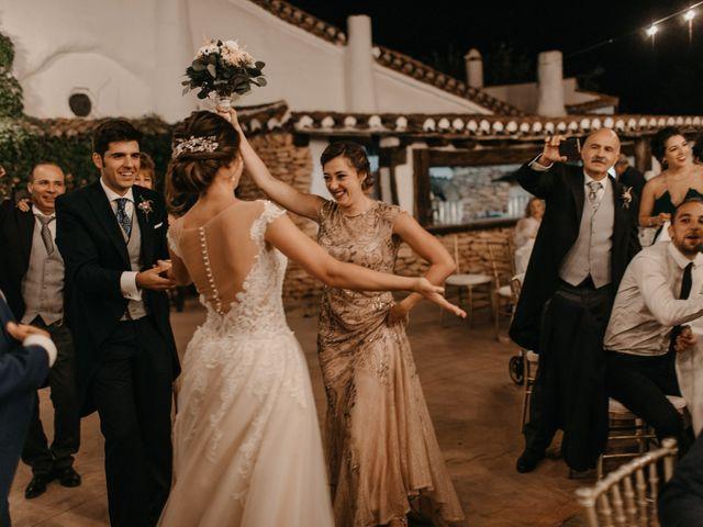 La boda de Elena y Juan en Guadix, Granada 190