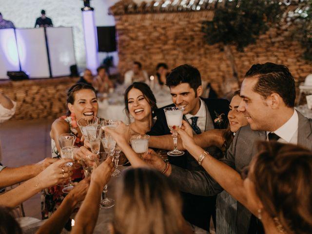 La boda de Elena y Juan en Guadix, Granada 198