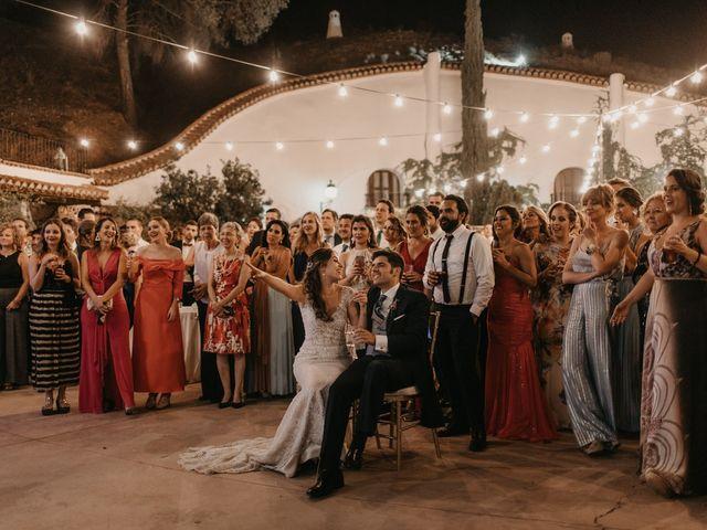La boda de Elena y Juan en Guadix, Granada 202