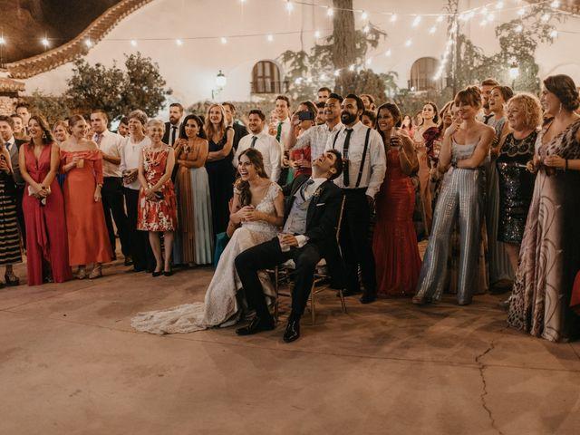 La boda de Elena y Juan en Guadix, Granada 203