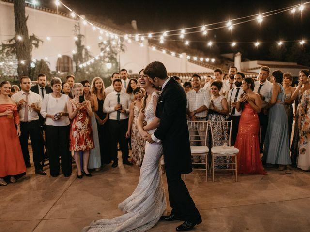 La boda de Elena y Juan en Guadix, Granada 204