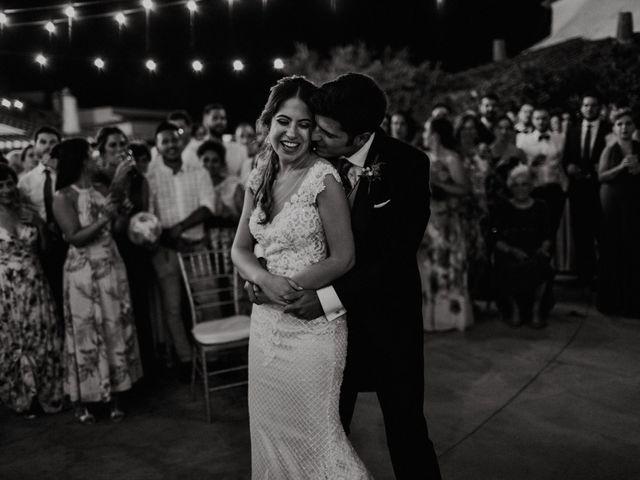 La boda de Elena y Juan en Guadix, Granada 205