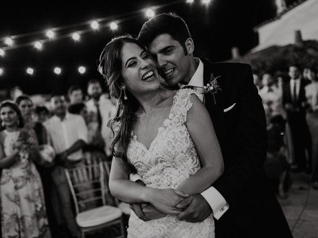 La boda de Elena y Juan en Guadix, Granada 206