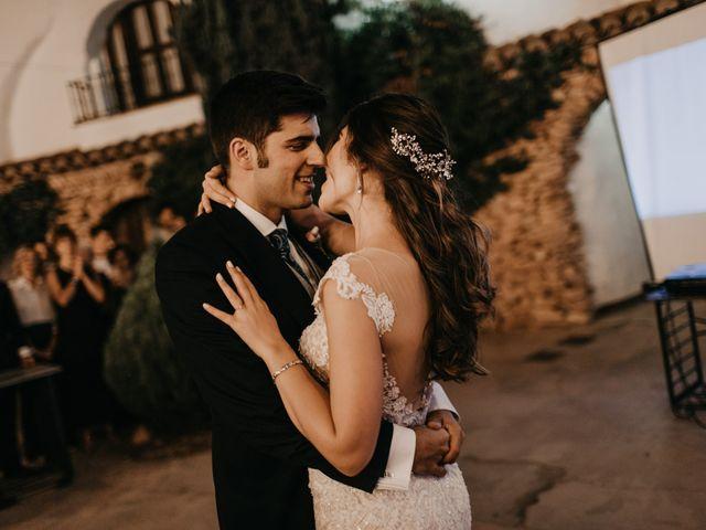 La boda de Elena y Juan en Guadix, Granada 207
