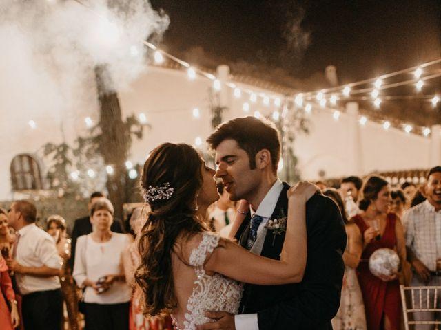 La boda de Elena y Juan en Guadix, Granada 208