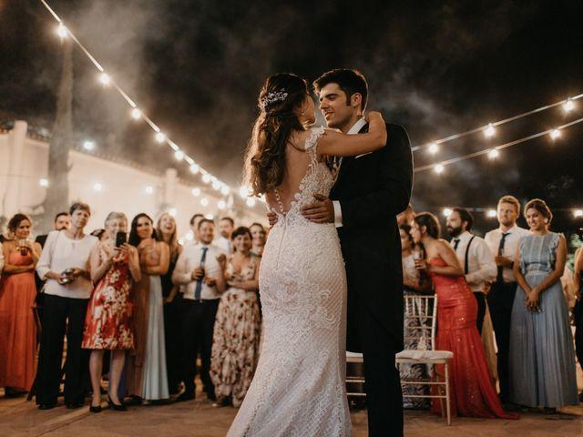 La boda de Elena y Juan en Guadix, Granada 209