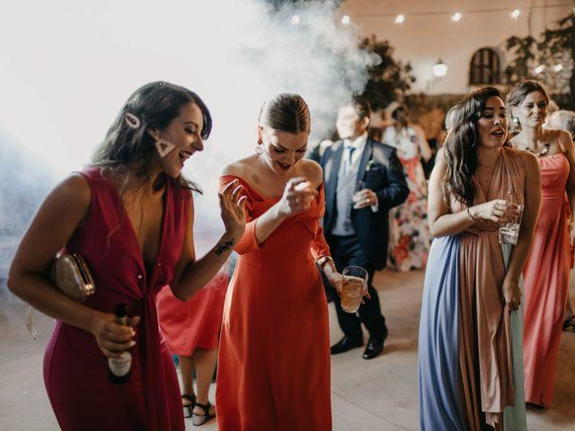 La boda de Elena y Juan en Guadix, Granada 210