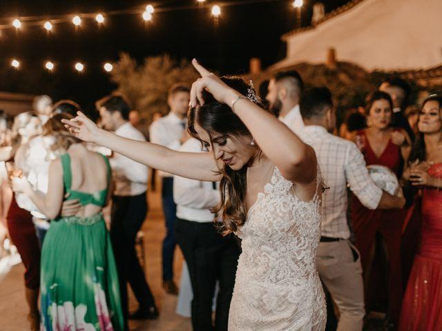 La boda de Elena y Juan en Guadix, Granada 211