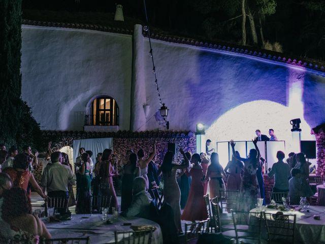 La boda de Elena y Juan en Guadix, Granada 213