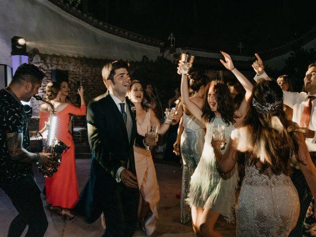 La boda de Elena y Juan en Guadix, Granada 217