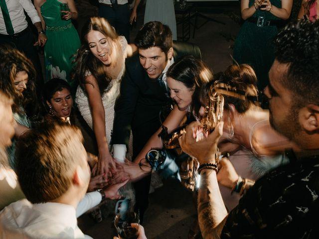 La boda de Elena y Juan en Guadix, Granada 220