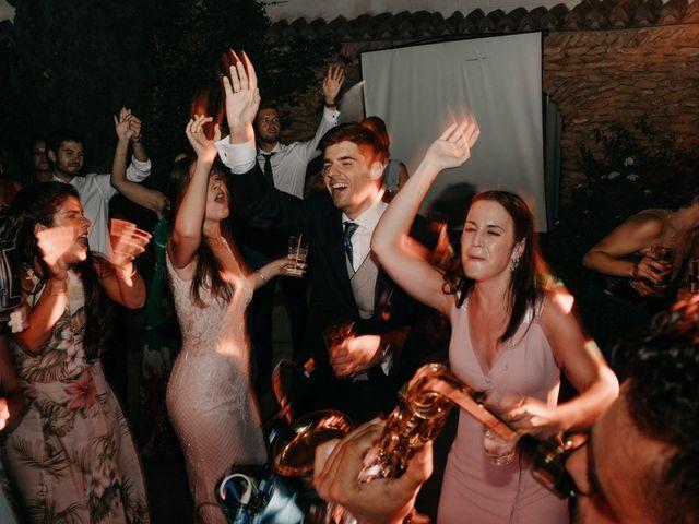La boda de Elena y Juan en Guadix, Granada 221