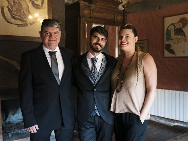 La boda de Xavier y Astrid en Sant Andreu De La Vola, Barcelona 6