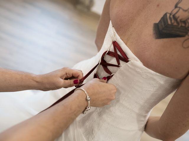 La boda de Xavier y Astrid en Sant Andreu De La Vola, Barcelona 10