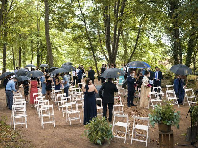 La boda de Xavier y Astrid en Sant Andreu De La Vola, Barcelona 15