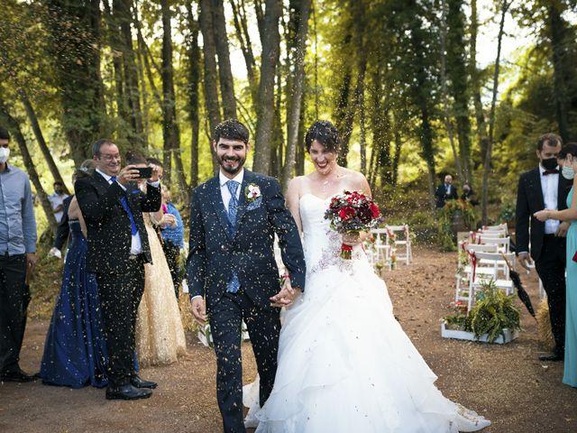 La boda de Xavier y Astrid en Sant Andreu De La Vola, Barcelona 18